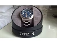 Citizen Promaster iso divers watch for sale
