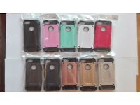 Shockproof Armoured Iphone 7/8 Phone Case / 10 colours