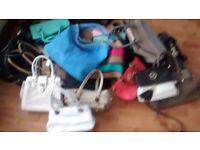 Huge Job Lot Ladies Bags £280 ONO