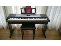 Yamaha DGX-530 Keyboard For Sale