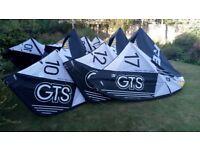 Core GTS4 kitesurfing Kites