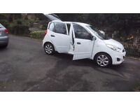 Hyundai i10 .For sale Immaculate condition ,2 x owners Full service History . low mileage £3850.