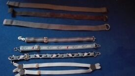 Children's belts and braces. Age 2+