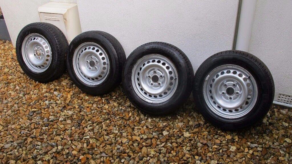 VW Transporter wheel,tyres