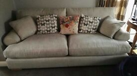 XL Sofa - Next 'Arbury' with upgraded seat cushions