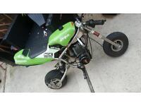 Mini motor / dirt bike pit bike