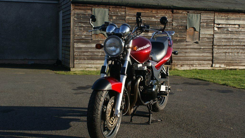 Kawasaki Zr7 In Gordon Scottish Borders Gumtree