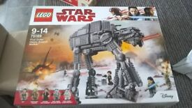 lego star wars walker