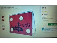 Opti 3 in 1 Target Goal