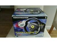 Gamecube steering wheel