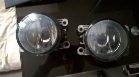 FORD FUSION/FIESTA/ FOCUS FOG LIGHTS