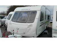 Swift Challenger 570 - 4 Berth Touring Caravan