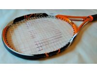 Wilson K-Factor K-Zen Team Tennis Racket
