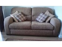 Sofa and 2 armchair suite