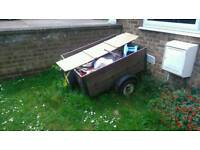 Trailer (rubbish not included)