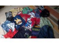 boys clothes bundle age 7 boden, joules etc