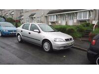 Vauxhall astra 1.6 8v