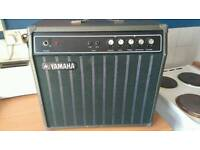 70s yamaha 112 guitar amplifier with reverb