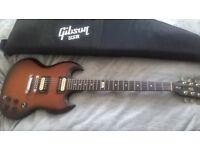 Gibson SGJ + gigbag