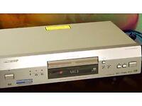 PIONEER DV-S755Ai CD DVD-AUDIO SUPER AUDIO SACD PLAYER REMOTE Firewire i-Link