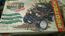 Rc protech willys jeep