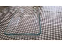 Glass baking dish (10'' x 7'' x 2'')