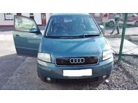 Audi A2 1.4 for sale