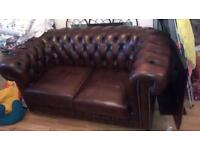 Chesterfield 2+3 seater sofa