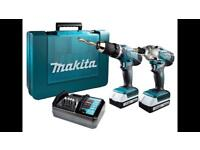 Makita combo kit like new