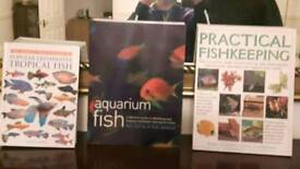 tropical fish books - beginners and experts