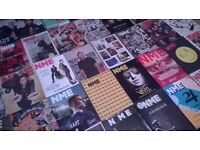 Huge Job Lot of NME Music Magazines.