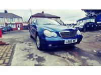 Mercedes c180 manual estate petrol mint condition years mot