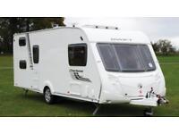 Swift Charisma 6 berth touring caravan