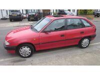 Vauxhall Astra 5dr Hatchback 1.4i GLS 1995 M855 XET