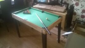 Brand new Multi Games Table