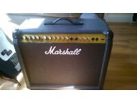 1991 Vintage Marshall valvestate 8080 80 Watt lead guitar amplifier