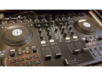 Kontrol S4 DJ CONTROLLER FOR TRAKTOR + Flight Case