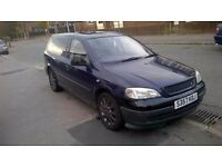 Astra van for sale all-round good van a few expected marks MOT till may nxt year