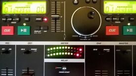 NUMARK CD MIX 1 DJ MIX CONSOLE {BRAND NEW IN THE BOX MINT CONDITION}
