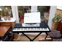 61 key Beginners Keyboard MK-2068 - Suitable for school use.