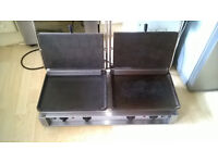 Rollergrill Large Double Electric Panini Grill