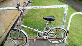 Ready to Ride Folding Bike for sale