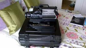 PHILIPS CAMCORDER VHS
