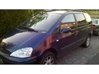 cheap ford galaxy drives well