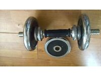 good condition weights