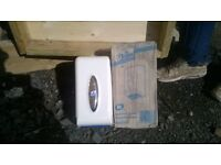 lotus toilet paper dispensers 10 units and 1 hand wash dispenser , all new £40.00 the lot