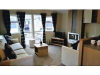 Brand New Luxury Static Caravan for Sale in Mid Wales/West Wales, Three Bedroom, 12 Month Season.