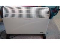Stirflow electric heater 2000 watt.