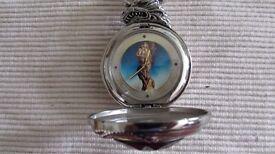 Pocket Watch collector series by Boris Vallejo