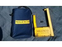 Millenco caravan/motorhome wheel-clamp
